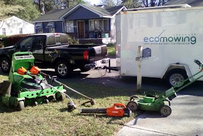 Savannah Eco Mowing LLC
