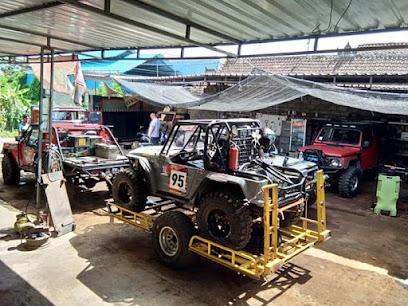 Jank Custom Car Repair - Jl. Mukuh Merta Sari, Denpasar