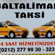 Baltalimanı Taksi Durağı