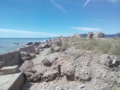 Parking playa Quartell Vell