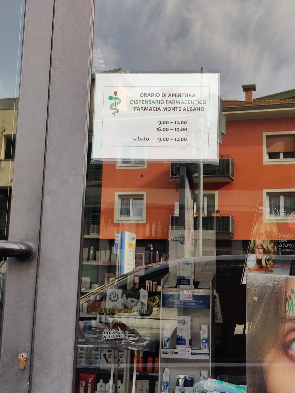 Farmacia Monte Albano Snc Dei Dottori Kostner Francesco E Candioli Rob