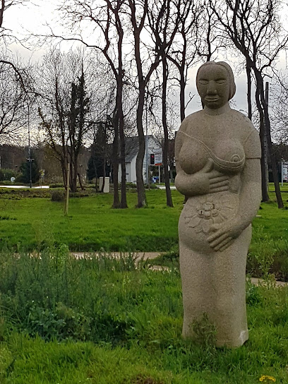 Parc des sculptures Christian Gad et Daniel Chhé