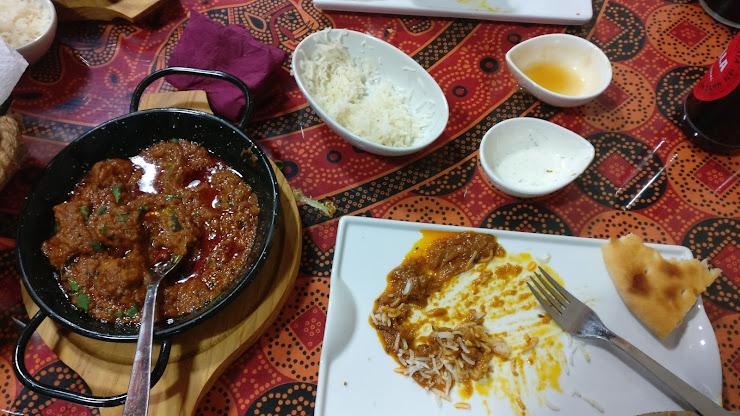 Restaurant Indu CURRY Plaça Dr. Pearson, 4, 08191 Rubí, Barcelona