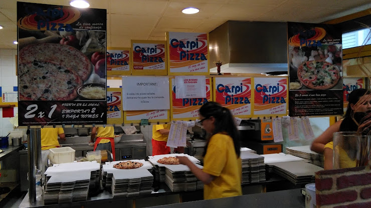 Restaurant Carpi Carrer Major, 240, 08470 Sant Celoni, Barcelona