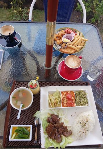 巴格達外Pakedavai家咖啡&輕食