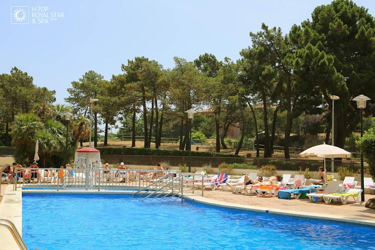 hotel h top royal estar spa Av. Vila de Blanes, 78, 17310 Lloret de Mar, Girona