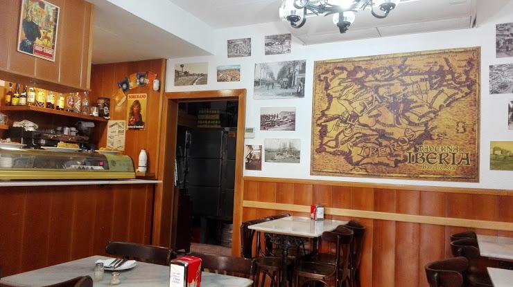 Taverna Iberia Barceloneta Carrer de l'Almirall Churruca, 4, 08003 Barcelona