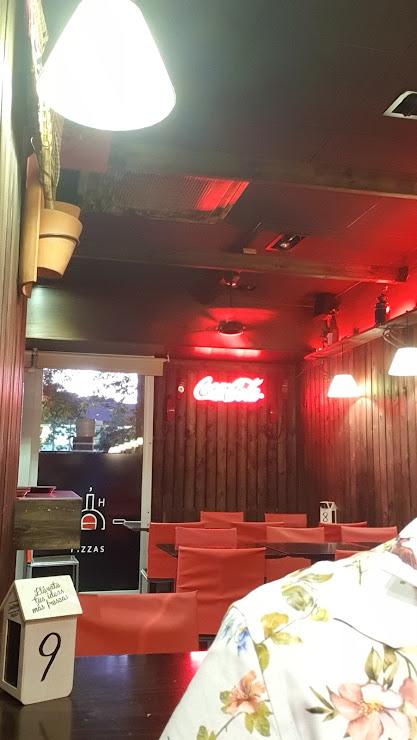 Las Pizzas d'herber Santa Perpetua Passeig de la Florida, 10, 08130 Santa Perpètua de Mogoda, Barcelona
