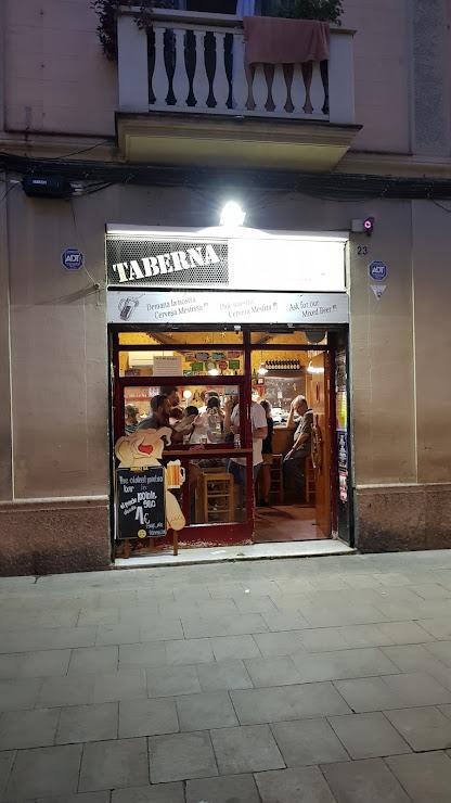 Taberna Blai Tonight Carrer de Blai, 23, 08004 Barcelona