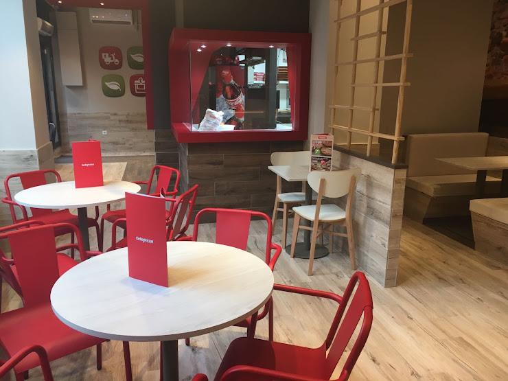 Telepizza Carrer de Catalunya, 1, 08740 Sant Andreu de la Barca, Barcelona