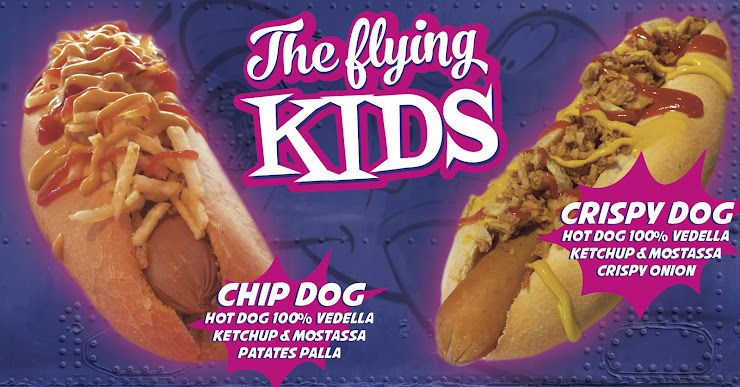 The Flying Dogs Passeig Marítim, 211, 08860 Castelldefels, Barcelona