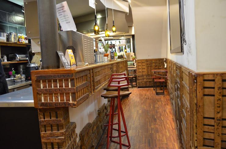 Macchina Pasta Bar Carrer dels Escudellers, 47, 08002 Barcelona