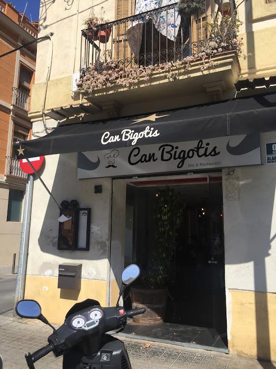 Can Bigotis Carrer de Badajoz, 36, 08005 Barcelona