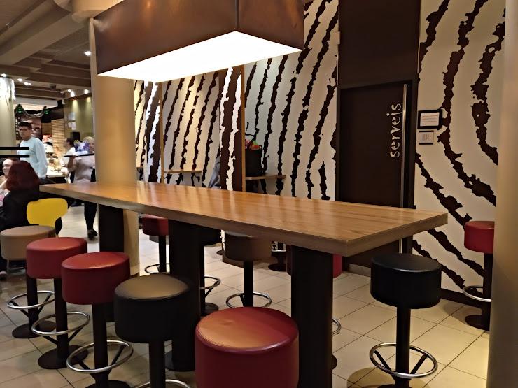 McDonald's C, Carrer Gran de Gràcia, 113, 08012 Barcelona