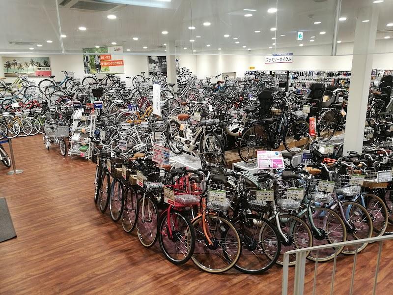 サイクルベースあさひ桂川店