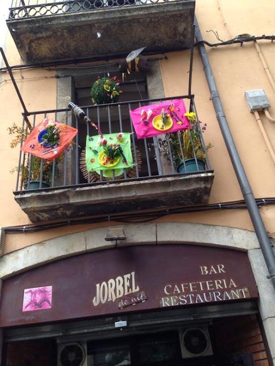 Bar Restaurant Jorbel Plaça de Sant Pere, 6, 17007 Girona