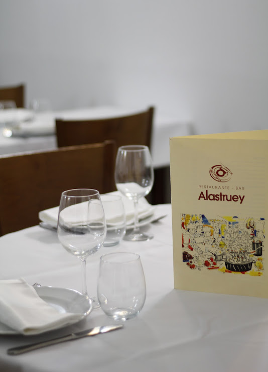Restaurante Alastruey Carrer dels Mercaders, 24, 08003 Barcelona