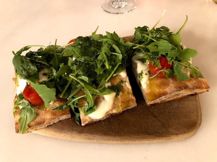 Pizzeria Restaurante Bar Bistrot Fermentum Carrer d'Enric Granados, 115-117, 08008 Barcelona