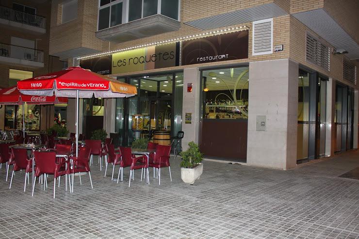 Restaurant Les Roquetes Plaça Lluís Companys, 6, 25600 Balaguer, Lleida