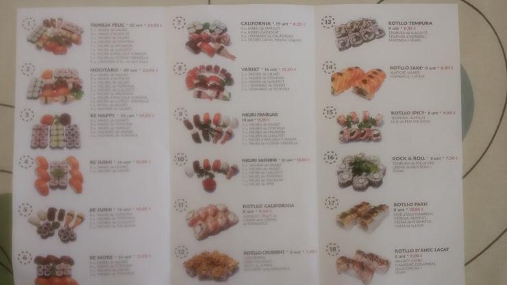 Nogitaro Sushi Carrer de la Font Vella, 99, 08221 Terrassa, Barcelona