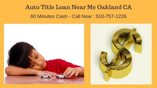 Oakland Gatl Title Loans in Oakland, California