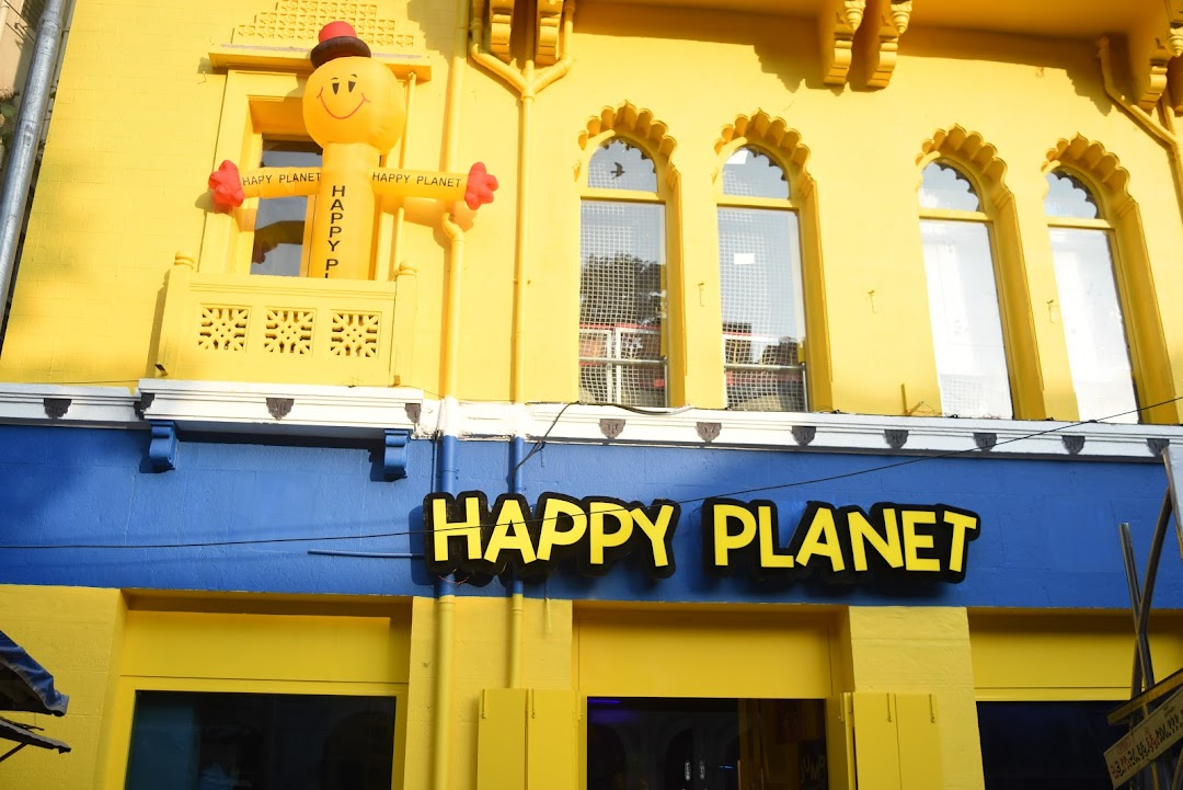 Happy Planet South Bombay - Playzone for Kids, Teenagers & Adults