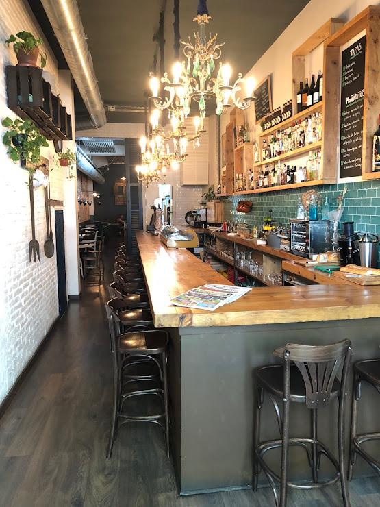 The Sopa Boba : Restaurante Tapas Barcelona - Eixample 08009, Carrer del Bruc, 115, 08009 Barcelona