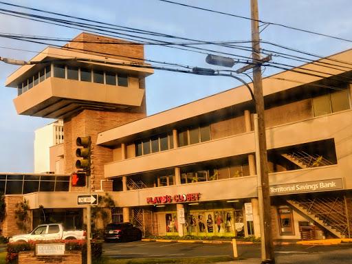 Territorial Savings Bank in Honolulu, Hawaii