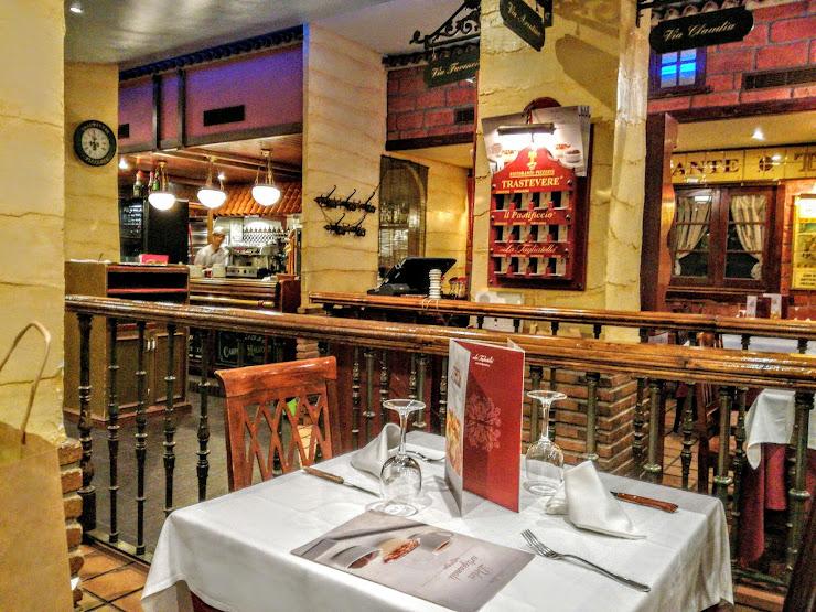 Restaurante La Tagliatella Travessera de Gràcia, 11, 08021 Barcelona