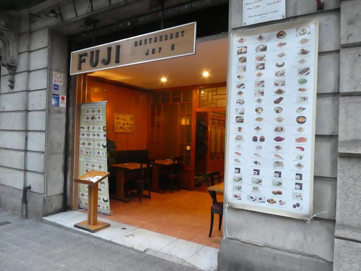 Restaurante Fuji Carrer de Balmes, 203, 08006 Barcelona