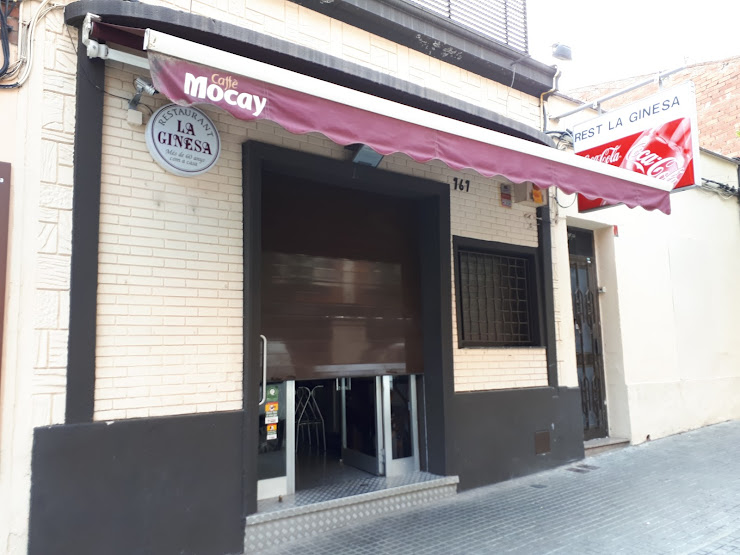 Restaurant la Ginesa Ctra. de Matadepera, 161, 08225 Terrassa, Barcelona