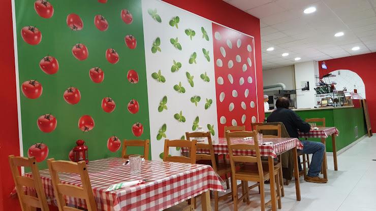 Restaurant L'Ora Della Pizza Carrer Barcelona, 124, 17002 Girona