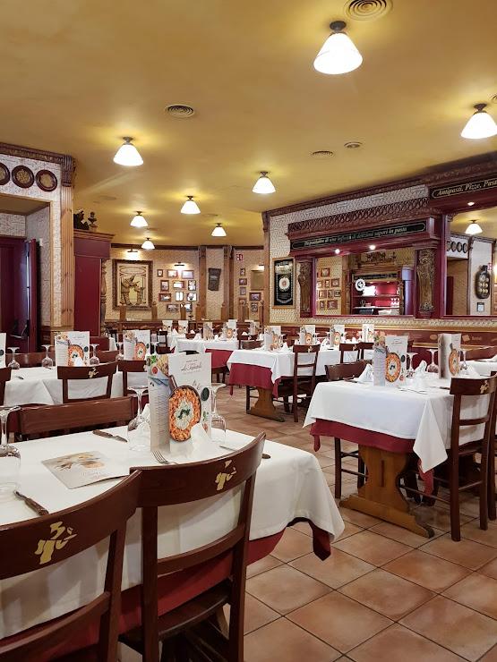Restaurante La Tagliatella Carrer del General Prim, 33-35, 08191 Rubí, Barcelona