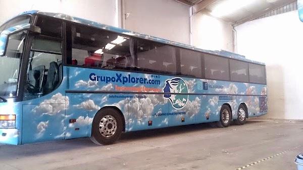 Agencia de viajes Grupo Xplorer