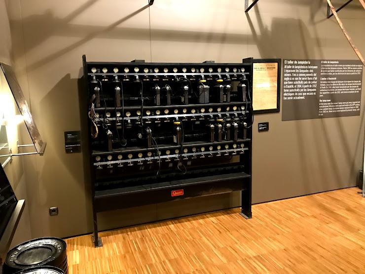 Museu de Les Mines de Cercs BV-4025, 7, 08698 Cercs, Barcelona