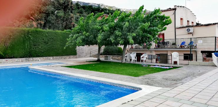 Hostal Montsec Carrer Esglesia-ag St, 3, 25736 Santa Maria de Meià, Lleida