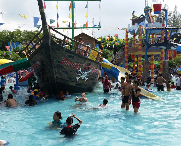 istana bajak laut