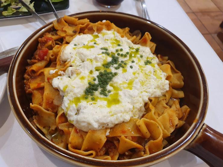 Restaurante La Tagliatella Carrer de la Vistalegre, 4, 08921 Santa Coloma de Gramenet, Barcelona