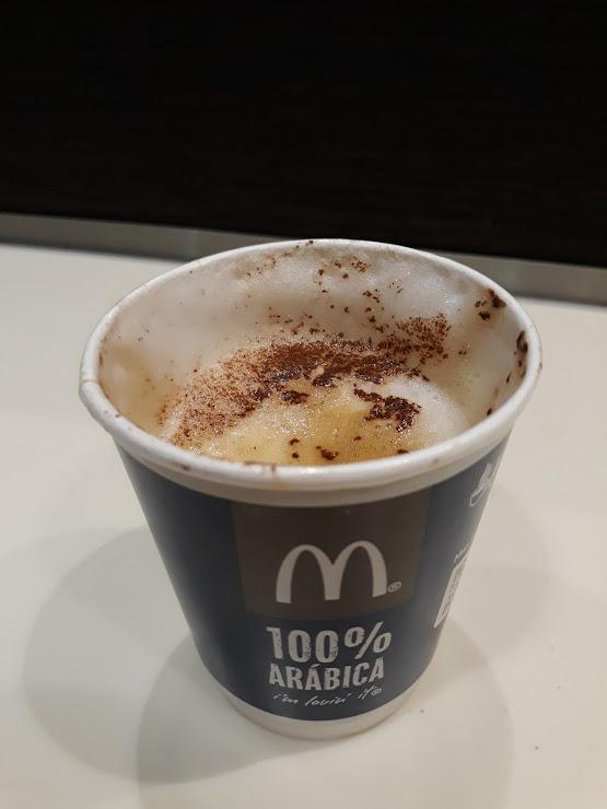 McDonald's Passeig de Gràcia, 48, 08007 Barcelona