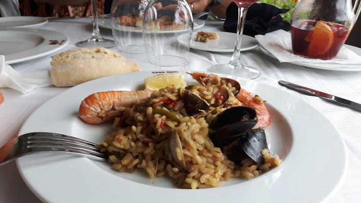 "Restaurant ""Lo Mas de Nuri"" Carretera de riumar S/N, 43580 Deltebre - Riumar, Tarragona"