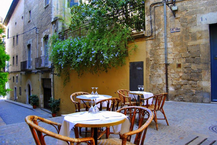 Cafè le Bistrot Pujada de Sant Domènec, 4, 17004 Girona