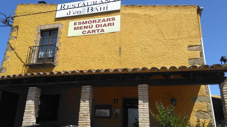 Restaurant Den Bahi C-66, Km 15,800, 17120, Girona