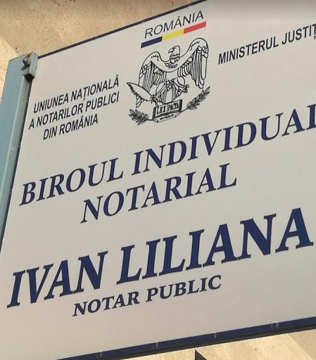 Biroul Notarului Public Ivan Liliana