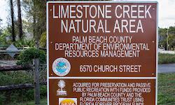 Limestone Creek Natural Area