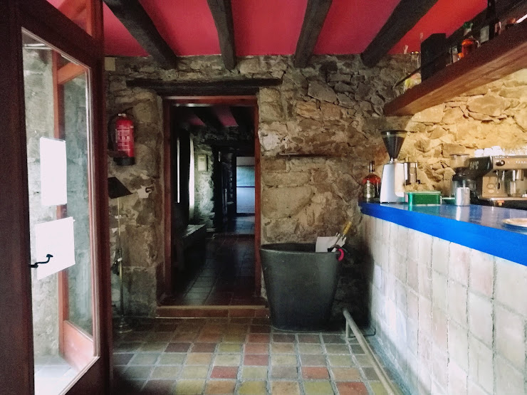 RESTAURANT SANT MARÇAL DEL MONTSENY crta. 5114, Santa Fe, km. 28, 08469 Montseny, Barcelona