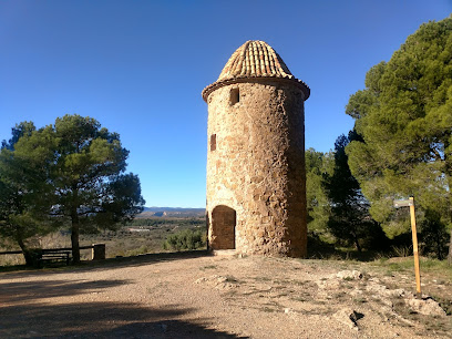 Caudiel Tower of the Windmill