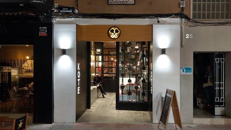 Restaurant Kote 08201, Carrer de Sant Antoni, 25, 08201 Sabadell, Barcelona