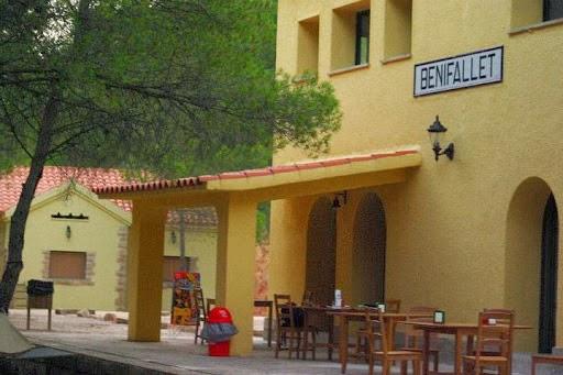 Antiga Estació de Benifallet - Vía Verda Carretera C-12, Km. 39, Camí de la VIa Verda, 43512 Benifallet, Tarragona