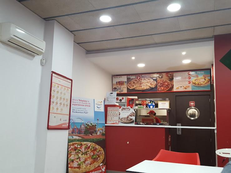 Telepizza Carrer de Sant Antoni, 238, 08370 Calella de Mar, Barcelona