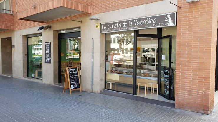 La Cuineta de la Valentina Carrer del Marquès de Comillas, 139, 08202 Sabadell, Barcelona